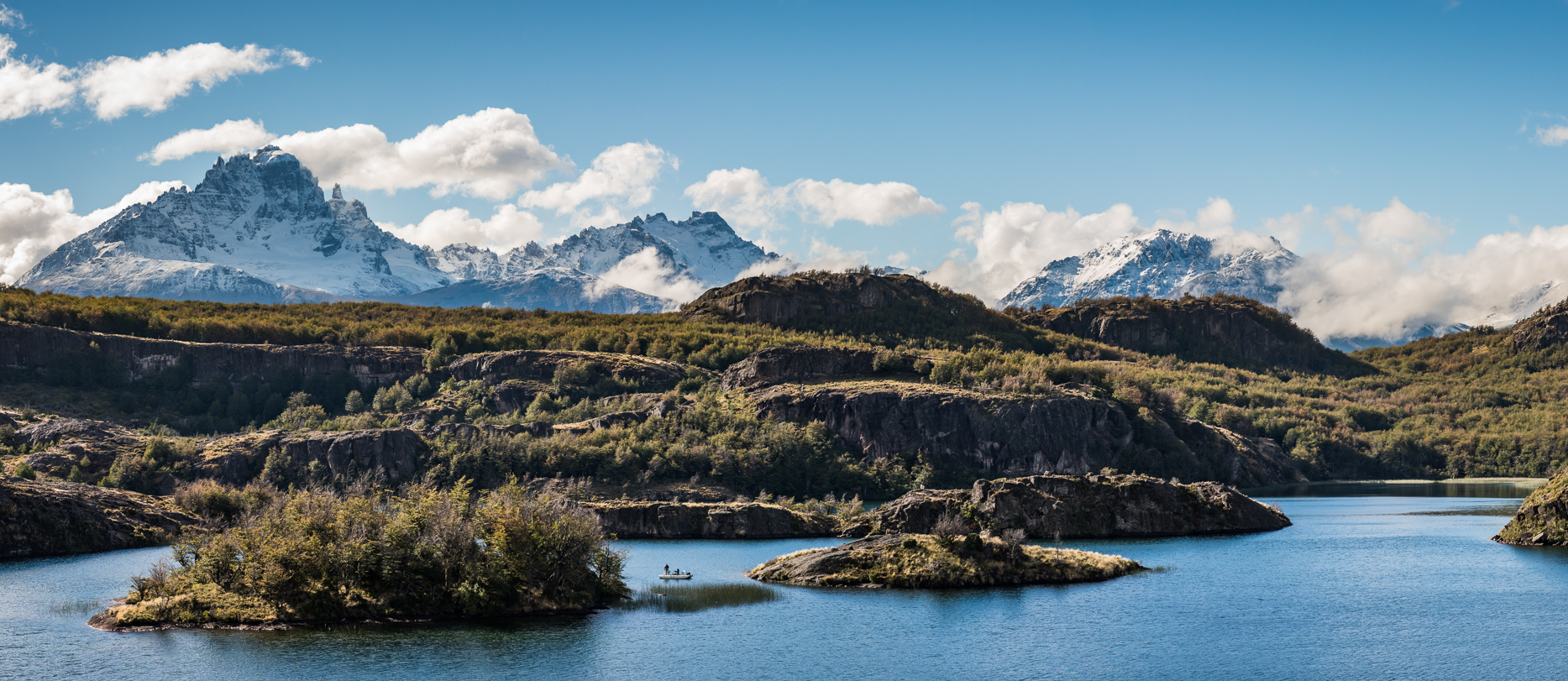 Chile fly fishing lodges