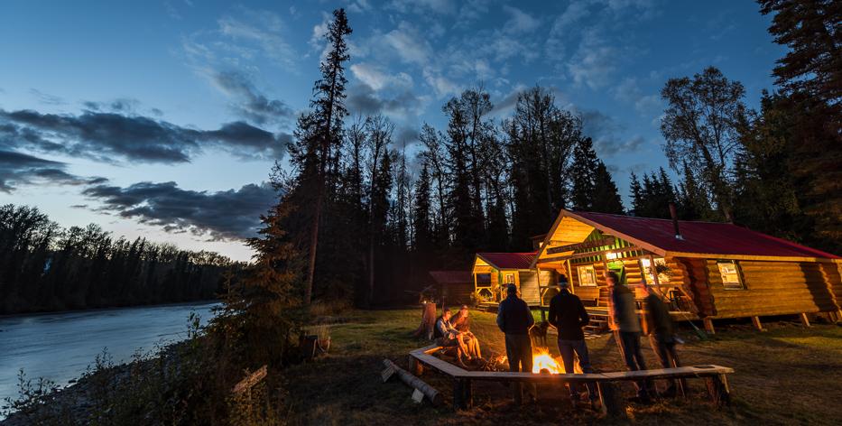 British Columbia Steelhead Lodges