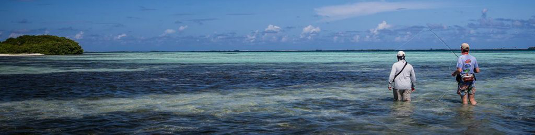 Saltwater Fly Fishing Trips Destinations