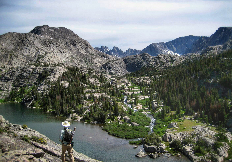 Cloud Peak Wilderness Fly Fishing Bighorn Mountains Fishing Guide