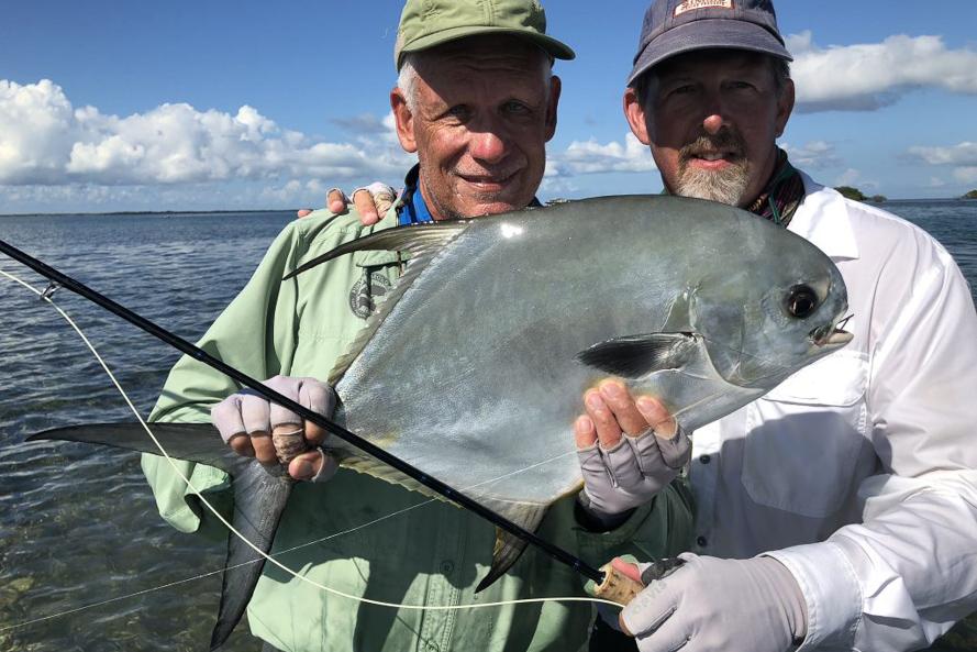Belize fly fishing lodges