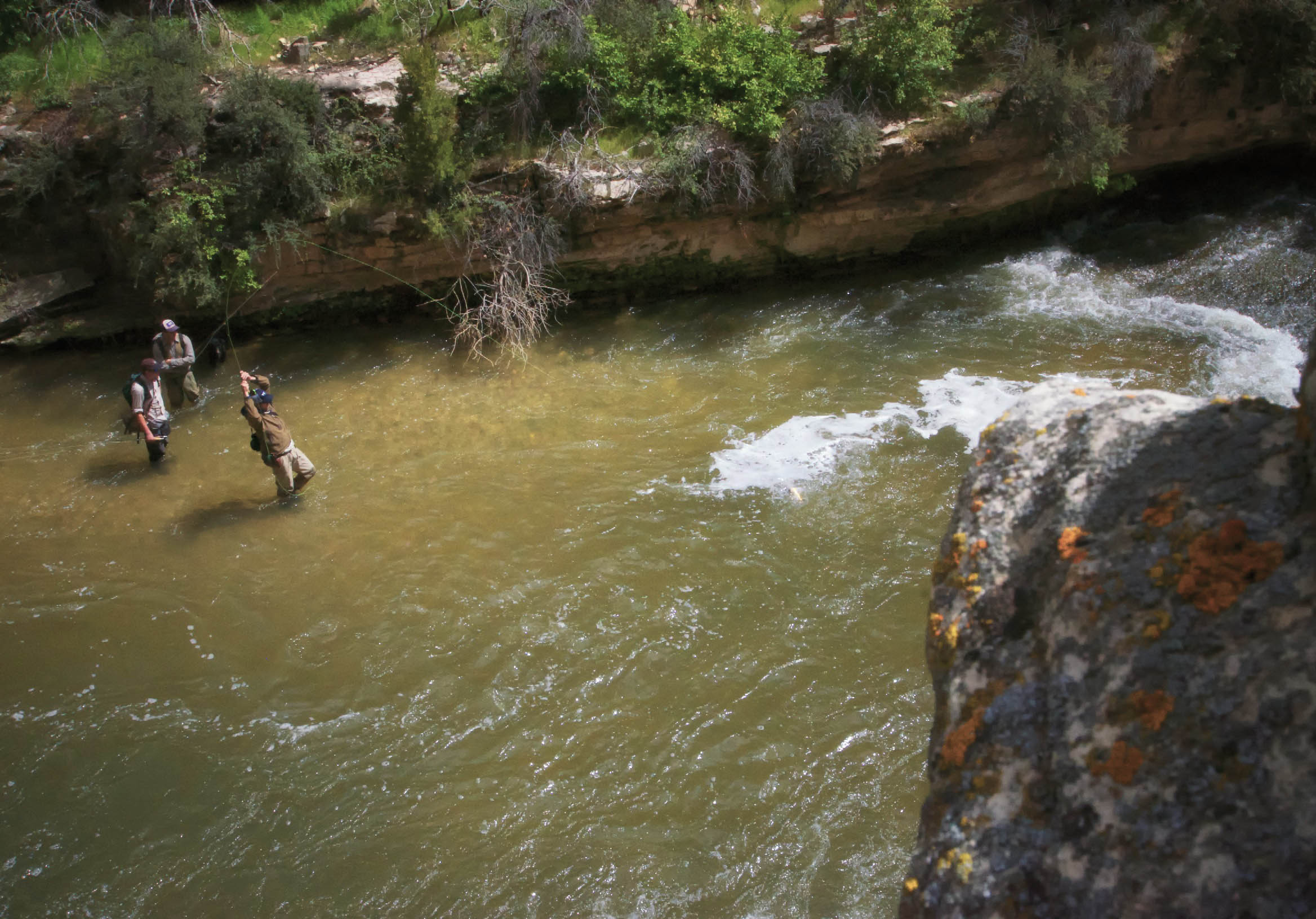 Powder River Wyoming Hooked Up Fly Fishing Dry Fly Wyoming Rock Creek